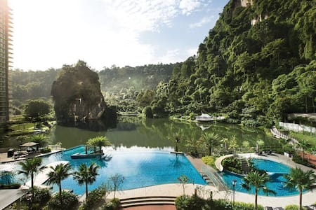 Lakeside Retreat @ The Haven Ipoh - Kondominium