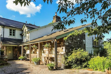 Wye Valley Country Cottage, Penallt - Bed & Breakfast
