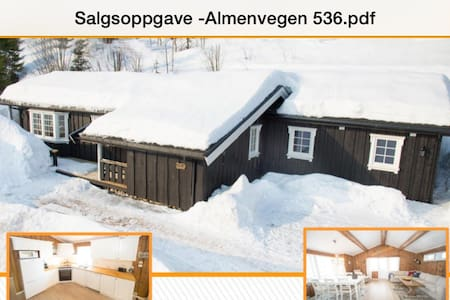 Ski in Ski out Trysil - Trysil  - Cottage