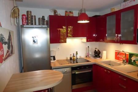 Appartement confortable au centre de Dijon - Wohnung