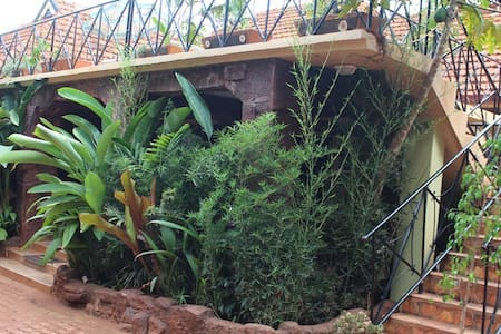 Nile Eden Resort - Jinja - Bed & Breakfast