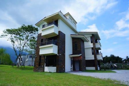簡單生活民宿-兩人房兩大床 - Xincheng Township - Konukevi
