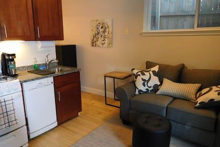 Elmwood viliage studio apartment - Buffalo - Appartement