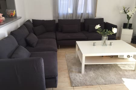 Comfi big flat 5min from the beach - Blanes - Appartement