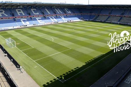 Stadion Cristal Arena/Racing Genk - Genk - Camper/RV