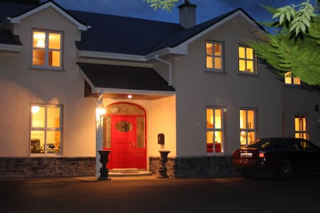 Woodland Lodge, Moycullen - Twin Room - Moycullen - House