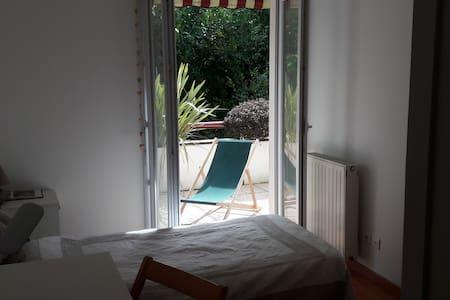 chambre sur terrasse Bayonne - Bayonne - Wohnung