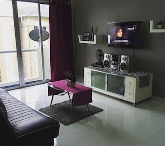 [HOS2]JOHOR BAHRU COMFY,PRIVACY -place2relax - Skudai