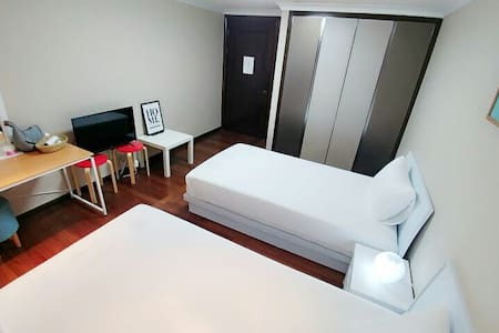 New incheon airport twin room - Apartment