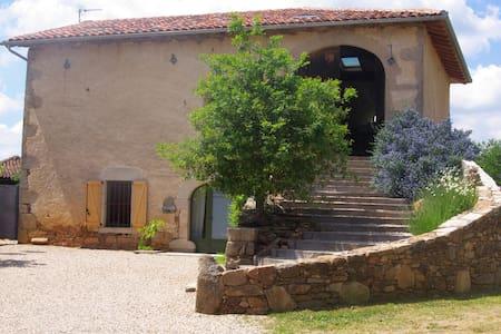 l'hirondelle - Montet-et-Bouxal