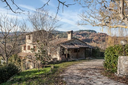 Bellissimo casale in Assisi - Villa