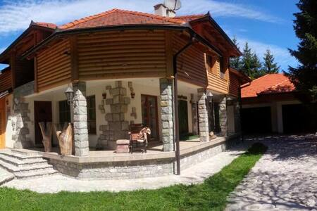 Villa in natural healing paradise - Villa