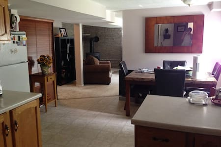 Private & Bright - Kanata in 10 min - Apartment