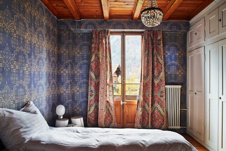 Single room at the Maison Bergdorf - Interlaken - Villa