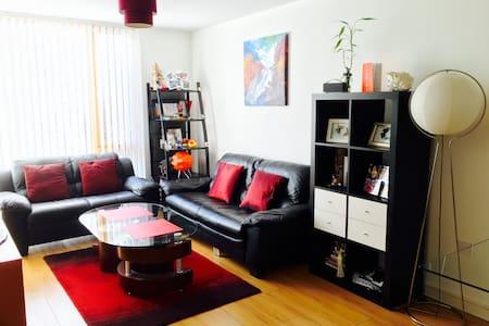 Cosy Room in City Centre Apartment - Dublin