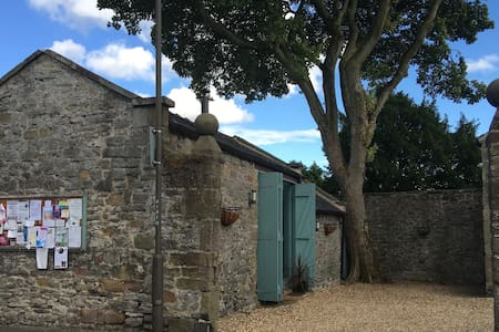 Old Vicarage Barn - Youlgreave - Apartment