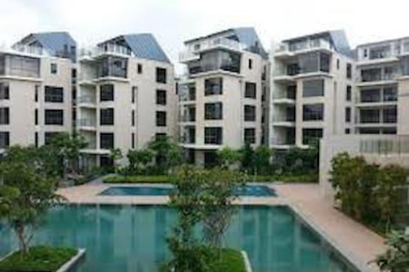 Cosy & Quiet Condo Private Room(Yishun/Khatib Mrt) - Wohnung