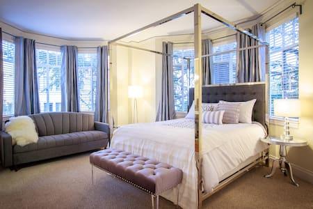 Stunning Art Deco Studio - Palo Alto - Lejlighed