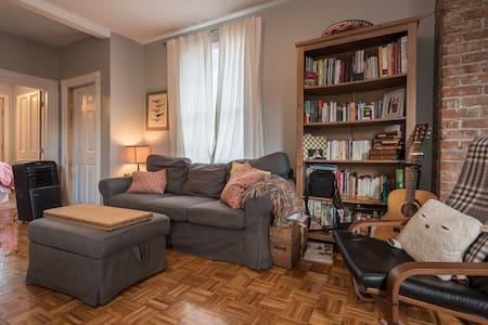 Chambre au cœur du Plateau Mt-Royal - Apartment