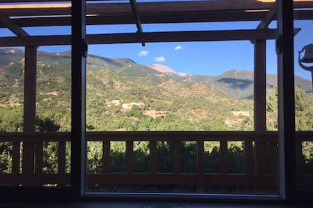 Mountain Views in Manitou - Manitou Springs - 단독주택
