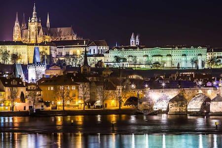 PRAGUE CASTLE VIEW LUXURY APARTMENT - Praga - Appartamento