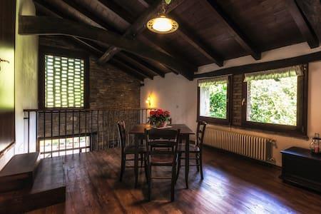 Stupendo appartamento nella natura - San Benedetto Val di Sambro - Apartment
