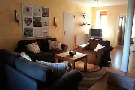 Ferienwohnung Am Güntershof - Sinntal - Apartment