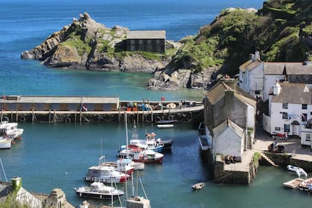 No 2 Peak House, Polperro, Cornwall - Hus