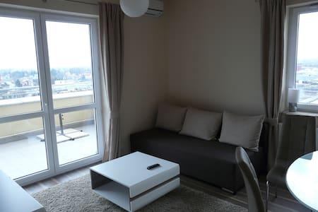Mieszkanie na 7 pietrze z tarasem - Rzeszów