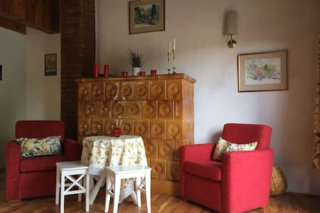 H25  Old Small Cottage /Retro Apartman - Cottage