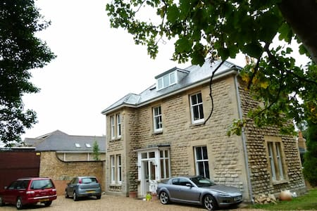 Noverton House Lime Tree room - Prestbury - Bed & Breakfast
