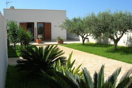 Apartment in villa with garden - House