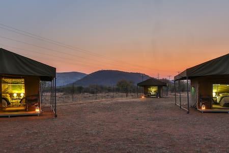 A authentic safari experience - Bojanala - 帐篷