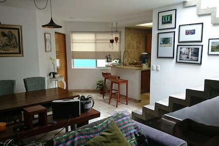 Lovely Apartment in Midtown - Ciudad de México - Apartment