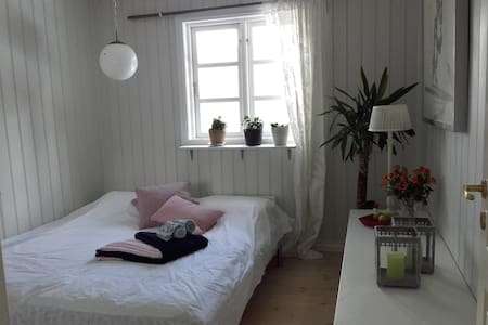 double room - House in the nature - Hol - Casa