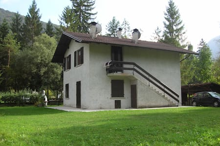 APARTMENT WITH LAKE VIEW - Ledro - Huoneisto