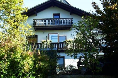 Ferienwohnung am Christenberg im Burgwald - Apartemen