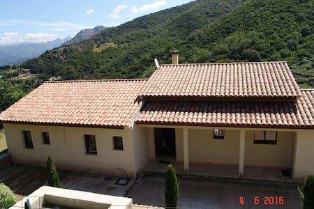 A 20 min d'Ajaccio,maison récente 3 chambres/sdb. - Cuttoli-Corticchiato - Huis
