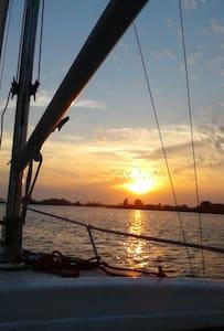 Segelboot für 4 Personen Yachtcharter - Uitwellingerga - Barco