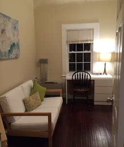 Cozy Bedroom next to Yale SOM. - Apartamento