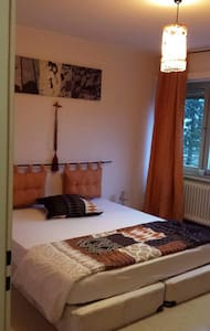 SuJu Sister'S Room 3 (Orange) in Lux-City - Lejlighed