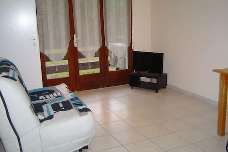 appartement t1 30 m2 meublé - Leilighet