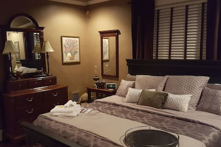 Super Travelers King Size Room - Indianapolis - House