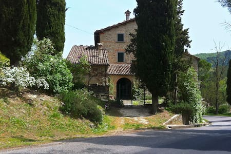 Charming country house between Romagna and Tuscany - Tredozio
