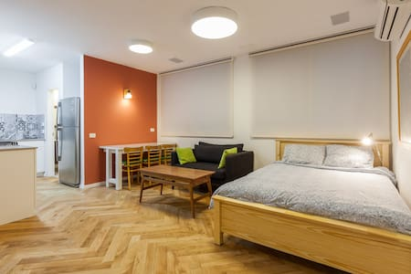 Homey and equipped renovated studio - Kefar Sava