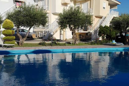 houseVictoria- Βικτωρια - Chalkidiki - Condominium
