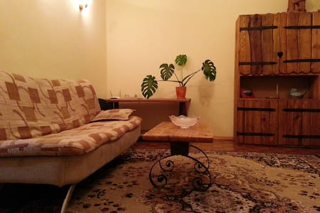 Lowest price for greatest place + freeBIKE - Bishkek - Apartemen