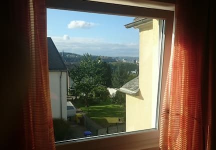 Kleines Apartment: citynah & ruhig  - Maison