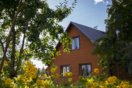 "Guest House ""Balini"" - Birzgale - House"