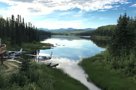Cosy Cabin with views, wildllife & tranquility! - Talkeetna